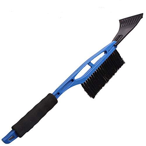 Brosse à Neige pour Pare-Brise de Voiture avec Pelle à Glace intégrée,Blue