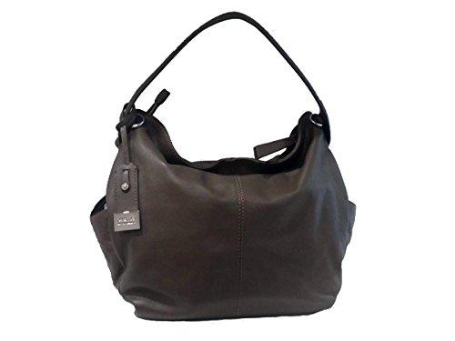Cromia Borsa a mano donna - Bag Perla - Fango - Vera Pelle - buona qualità