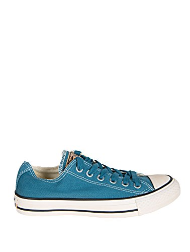 Converse  Chuck Taylor All Star Homme Vintage Washed Twill Ox,  Herren Sneaker Blau