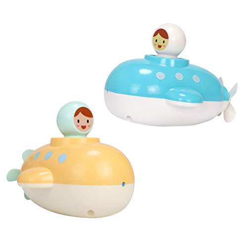 Toyvian Squirt Gun Sommerfestbevorzugungen Badespielzeug Poolspielzeug Aufziehspielzeug (zufällige Farbe)
