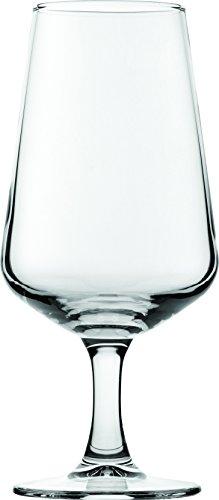 UTOPIA p440224Bier Glas, Allegra gehärtetes, 10oz, 28cl (24Stück)