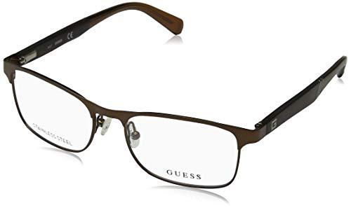 Guess Herren Optical Frame GU1952 049 53 Brillengestelle, Braun - Frames Guess Brille