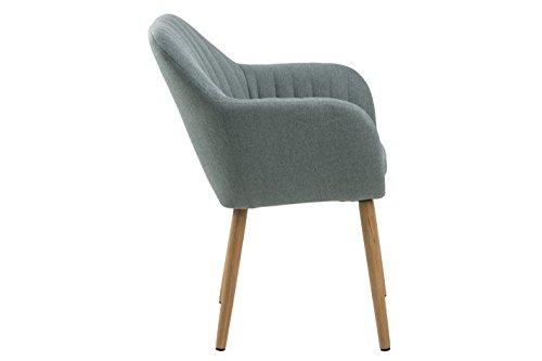 T WendyB57 X CmMetallGrün Design Furniture Stuhl 59 Ac H83 JF1clK