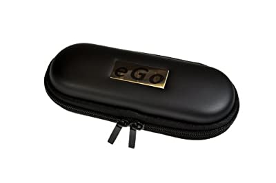 eGo Electronic Cigarette Rigid Zipper Case - Small from eGo