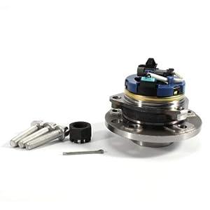 BTdahong Radnabe Radlager Satz Radnabe Vorne 5-Loch Felge 5x110mm+ ABS Sensor