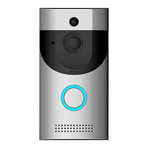 prettygood7 Video-Türklingel, HD-Video, Zwei-Wege-Gespräch, WiFi-Fernbedienung, Nachtsicht, Bewegungserkennung
