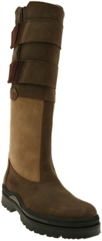 Suffolk - Stivali in pelle con polpaccio standard, standard, standard, in due tonalità | Vogue  c02c88