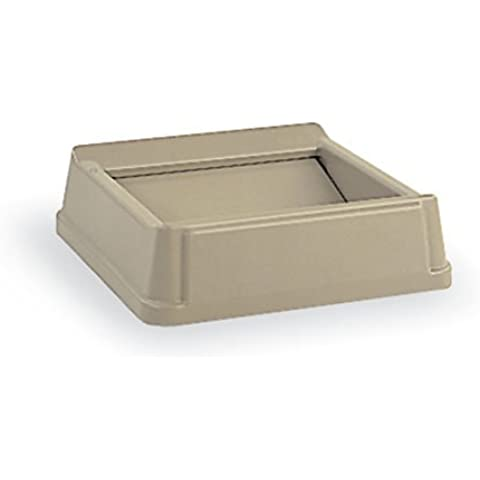 Rubbermaid·?? Commercial Untouchable·?? Square Swing Top Lid by Rubbermaid