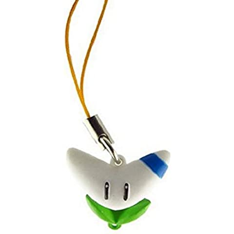 Super Mario 3D Land Gacha Icon Danglers Handyanhänger Cell Phone Charm: Bumerang-Blume / Boomerang