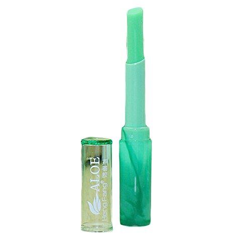 GUYD Mode Elegant Magic Strawberry Temperature Farbwechsel Lippenstift Feuchtigkeitscreme Balm Wasserdicht