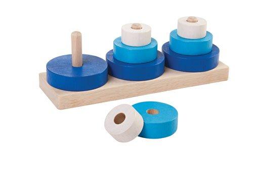 Plan Toys Trio apilable (5368)