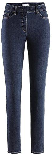 Stehmann Sissi-780W in Superstretch Denim Color darkblue, Size 44 (Color-denim-jeans)