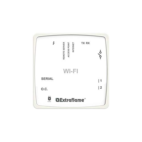 La Nordica - Extraflame Remote-Modul WiFi Fernsteuerung Pelletöfen