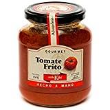 Estilo Kikí Tomate Frito Gourmet - Paquete de 4 x 350 gr - Total: 1400 gr