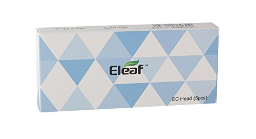 Authentic Eleaf MELO Replacement Coil Head (5-Pack) , 0.5ohm (30-100W)