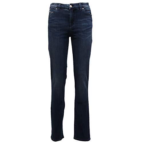 Armani 9063Y Pantalone Donna Emporio Slim FIT Denim Jeans Woman 27