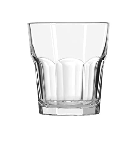 Libbey Gibraltar 12-Ounce Rocks Glass , Box of 12, Clear by Libbey