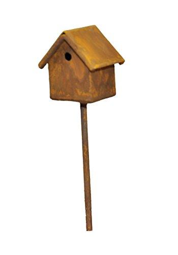 G & F minigardenn 10020Miniatur Vogelhaus Pick