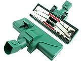 1 Kombidüse mit Wappenanschluss geeignet für Vorwerk Kobold 120 von Staubbeutel-Profi®