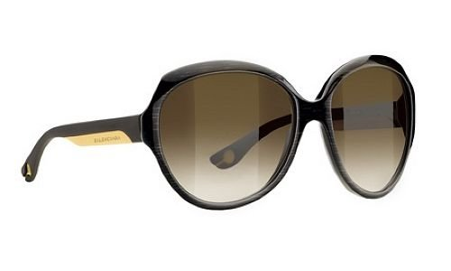 balenciaga-womens-0097-brown-rubber-brown-frame-brown-gradient-lens-plastic-sunglasses