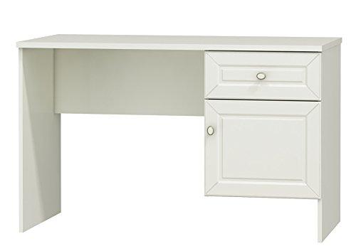 furniture24-eu Schreibtisch LUNA (Eiche Schreibtisch Kiefer)