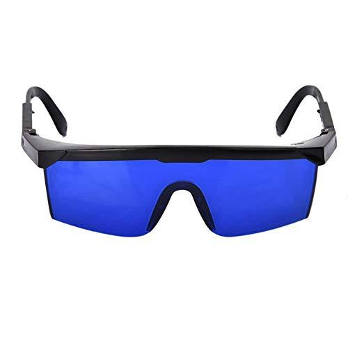 ZUEN Schutzbrille Schönheit Brille 590-690Nm Professional Laser-Schutzbrillen Opt-Haarentfernung IPL Instrument Red Light
