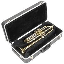SKB 1SKB330 - Estuche para trompeta (rectangular), color negro