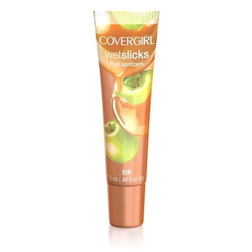 CoverGirl Wetslicks Fruit Spritzers Lip Gloss, Caramel