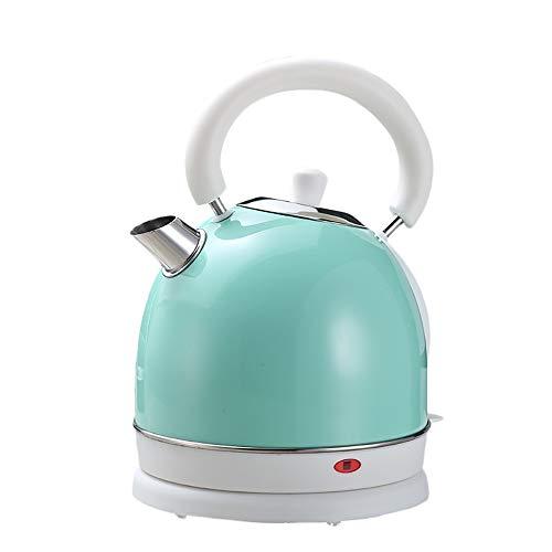 Wasserkocher - CR#ST Edelstahl-Teekanne mit automatischer Schließung, schnelles Aufheizen...