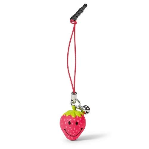 Nici Handyanhänger Smartphone-Anhänger Erdbeere
