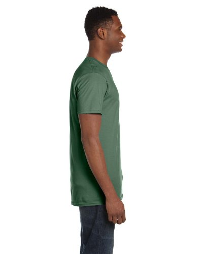 HanesHerren T-Shirt Vintage Green
