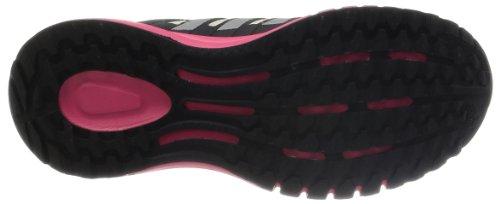 adidas Duramo 6 ATR D66911, Scarpe da jogging Donna Multicolore (Mehrfarbig (black/bahia pink s14/metallic silver))