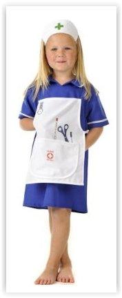 Kostüm Rosebud Fairy - Nurse - Kids Costume 3 - 5 years