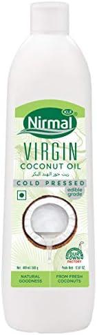 KLF Nirmal Cold Pressed Virgin Coconut Oil - 400 ml