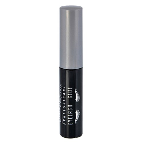 GlamGals Eyelash Glue,Black,GLU01,6.5 ml