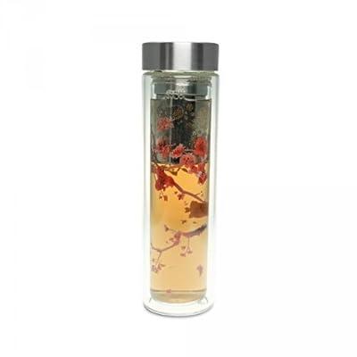 "Flowtea ® théière ""cherry blossom"" : 350–400 ml"