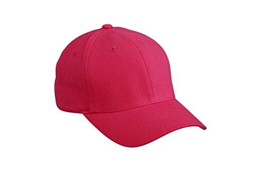 Myrtle Beach Uni Cap Original Flexfit S/M (56/57 cm),Magenta