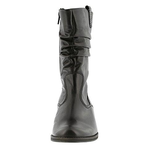 Gabor Shoes 12.792.67 Comfort, Damen Stiefel Schwarz