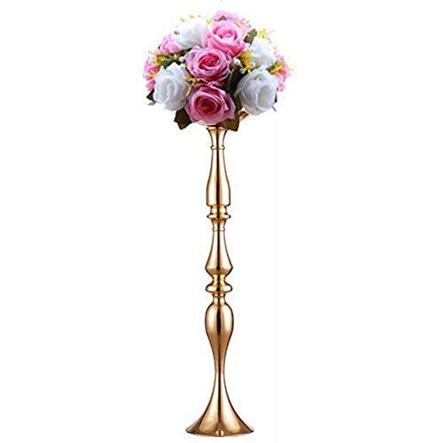 nstand, Eisener hoher Kerzenständer, Haupttisch Mitte Dekoration, Hochzeit/Party Dekorationen ()