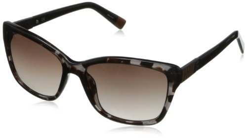 Furla Damen Wayfarer Sonnenbrille Jasmin, Gr. One Size, 5609Tb Mehrfarbig (Tortoise Brown & Black / Brown Gradient Lens)