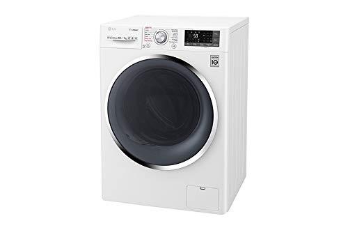 LG F 14WD 96TH2 Waschtrockner Weiß