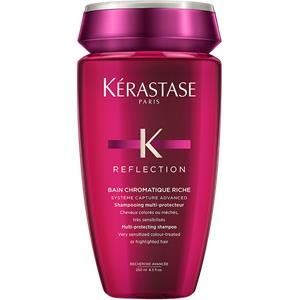Kérastase Reflection Bain Chromatique Riche Shampoo protettivo per capelli colorati e decolorati particolarmente sensibilizzati 250 ml