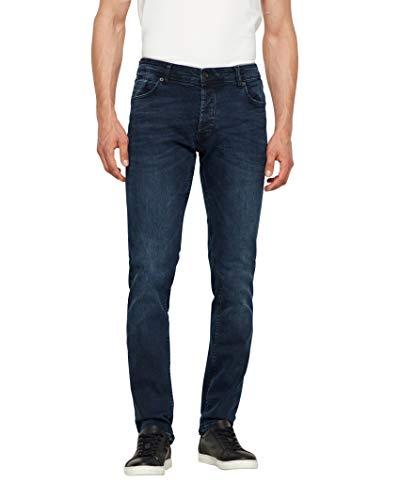 Preisvergleich Produktbild !Solid Slim-Joy Jeans Herren,  W34 / L30,  Denim