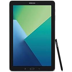 """Samsung Galaxy A SM-P580 Tablette avec Stylet S Pen, 10,1"""", Wi-FI, 16 Go - Noir"""