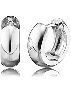 Engelsrufer Damen-Creolen Ohrringe 925 Silber rhodiniert-ERE-ANNA-CR