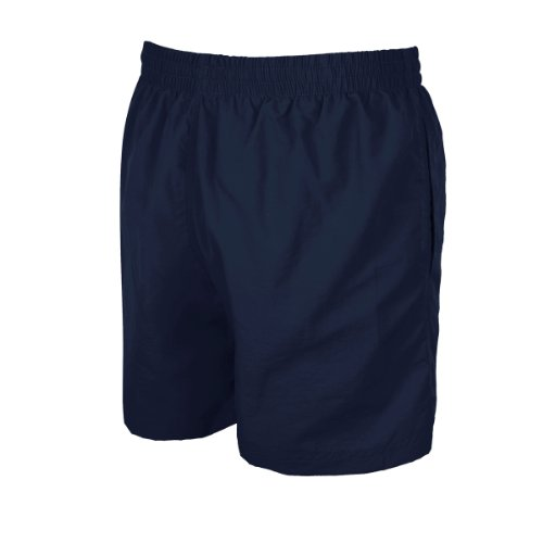 arena Herren Badeshorts Fundamentals Side Vent navy,pixblue