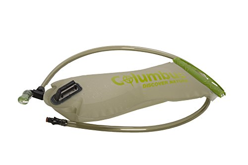 COLUMBUS Contenitore Per Acqua A08850 Grigio/Verde