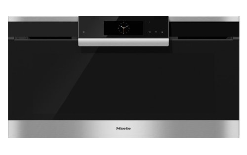 Miele H 6890 BP - Ovens (Built-in, Electric, B, Black, Stainless Steel, Touch, Front)