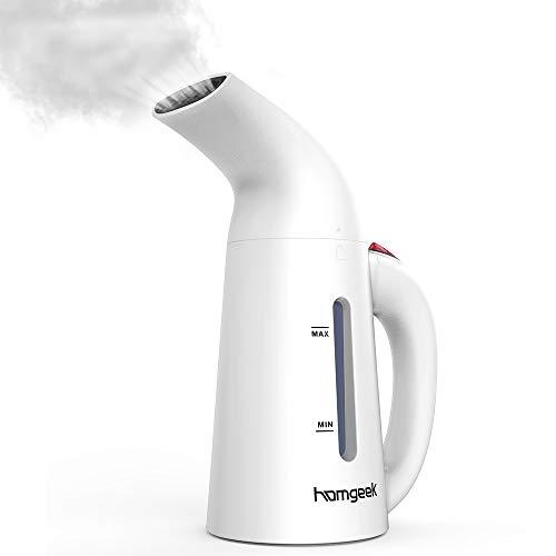 Plancha vertical de vapor, Homgeek Plancha Vapor Portatil, Plancha de