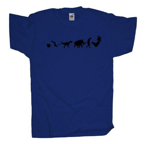 Ma2ca - 500 Mio Parcour T-Shirt Royal